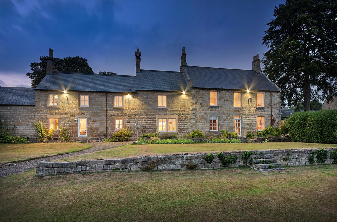 West End Cottage, Walton